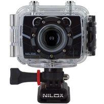 מצלמת אקסטרים NILOX Foolish special עם חדות צילום באיכות HD 1080 ועמידות למים בעומק של עד 60 מטרים !