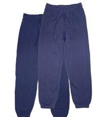 זוג מכנסי פוטר גומי בנים