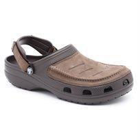 Crocs Yukon Vista Clog - כפכף יוקון ויסטה לגבר בצבע חום