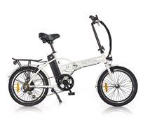 אופניים חשמליים דגם סייקו יורופ בייסיק - עם מנוע 250W, צג אנלוגי ו-6 הילוכים