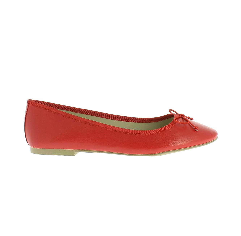נעלי בלרינה קלאסיות MABALLERINE PARIS JUDITH - אדום