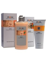 Moraz Polygonum Hand Cream + Moraz Polygonum Body Lotion