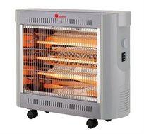 תנור חימום Selmor עצמתי בעל 4 גופי חימום בעיצוב מהודר בהספק 2700W דגם SE-3000 - משלוח חינם!