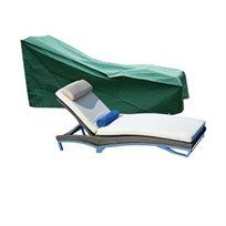 כיסוי איכותי למיטת השיזוף לשמירה והגנה מפני נזקי גשם ושמש CAMPTOWN