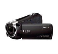 מצלמת וידאו FULL HD SONY צילום תמונות סטילס 9.2MP זום אופטי X54 דגם HDR-CX240EB