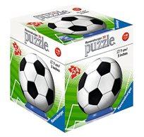 פאזל כדור 54 חלקים - כדורגל
