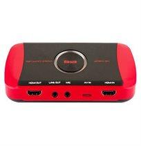 לוכד וידיאו בחיבור USB המאפשר הקלטה למחשב של תוכן FULL HD ממקור HDMI