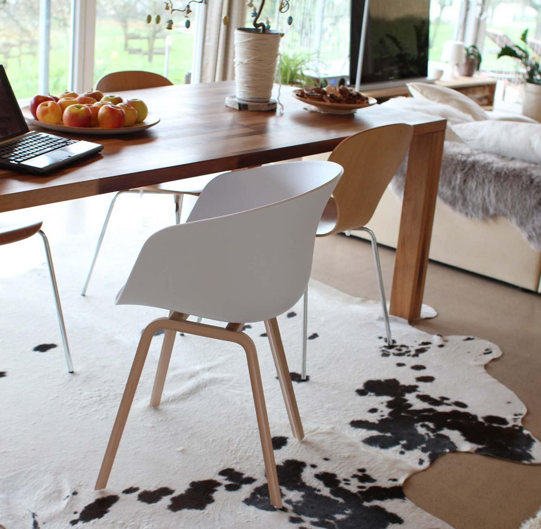 כיסא מודרני וצעיר לפינות אוכל עם רגליים חזקות ויציבות במבחר גוונים  - תמונה 3