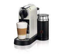 מכונת קפה Citiz & Milk בצבע לבן דגם D112 מבית Nespresso - משלוח חינם!