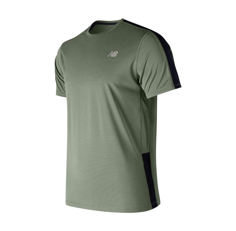 חולצת אימון לגברים - ירוק
