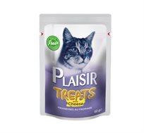 חטיף לחתול PLAISIR