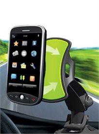 המעמד החזק! המעמד המהפכני לרכב GripGo, מתאים לכל סוגי הסלולריים ומכשירי ה-GPS