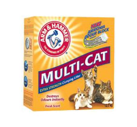 """סופרחול 9 ק""""ג מנטרל ריח מתאים לבית מרובה חתולים"""