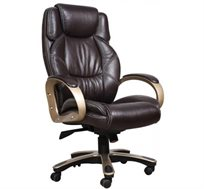 כיסא מנהלים דמוי עור איכותי דגם אמבסדור