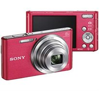 מצלמת סוני סטילס דיגיטלית דגם DSC-W830P צבע ורוד