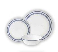סט 18 חלקים ל 6 סועדים דגם Classic café blue מסדרת Livingware