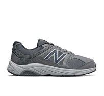 נעלי הליכה לגבר NEW BALANCE דגם MW847GY3 בצבע אפור