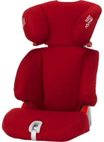 בוסטר לילדים דיסקוברי Discovery Sl עם חיבור איזופיקס באדום