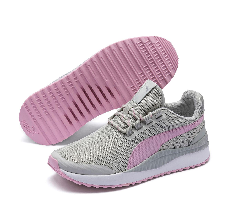 נעלי ספורט Puma Pacer Next FS לנשים  - אפור/ורוד