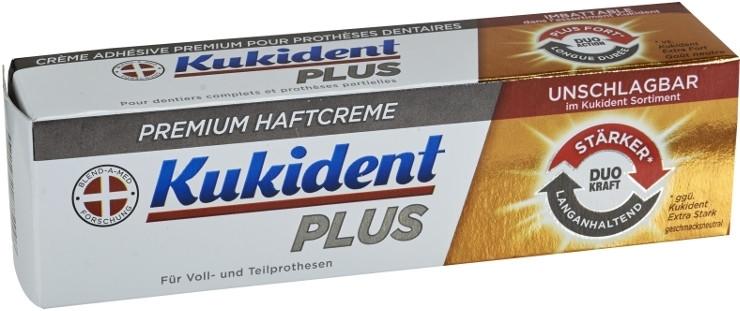 Kukident Plus
