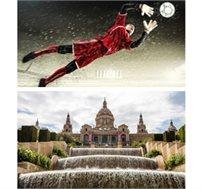 3 לילות במלון בברצלונה כולל כרטיס לברצלונה מול סלטה ויגו החל מכ-€464*