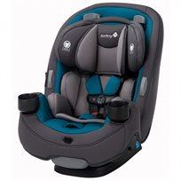 כסא בטיחות משולב בוסטר 3 ב 1 Grow & Go - אפור/כחול