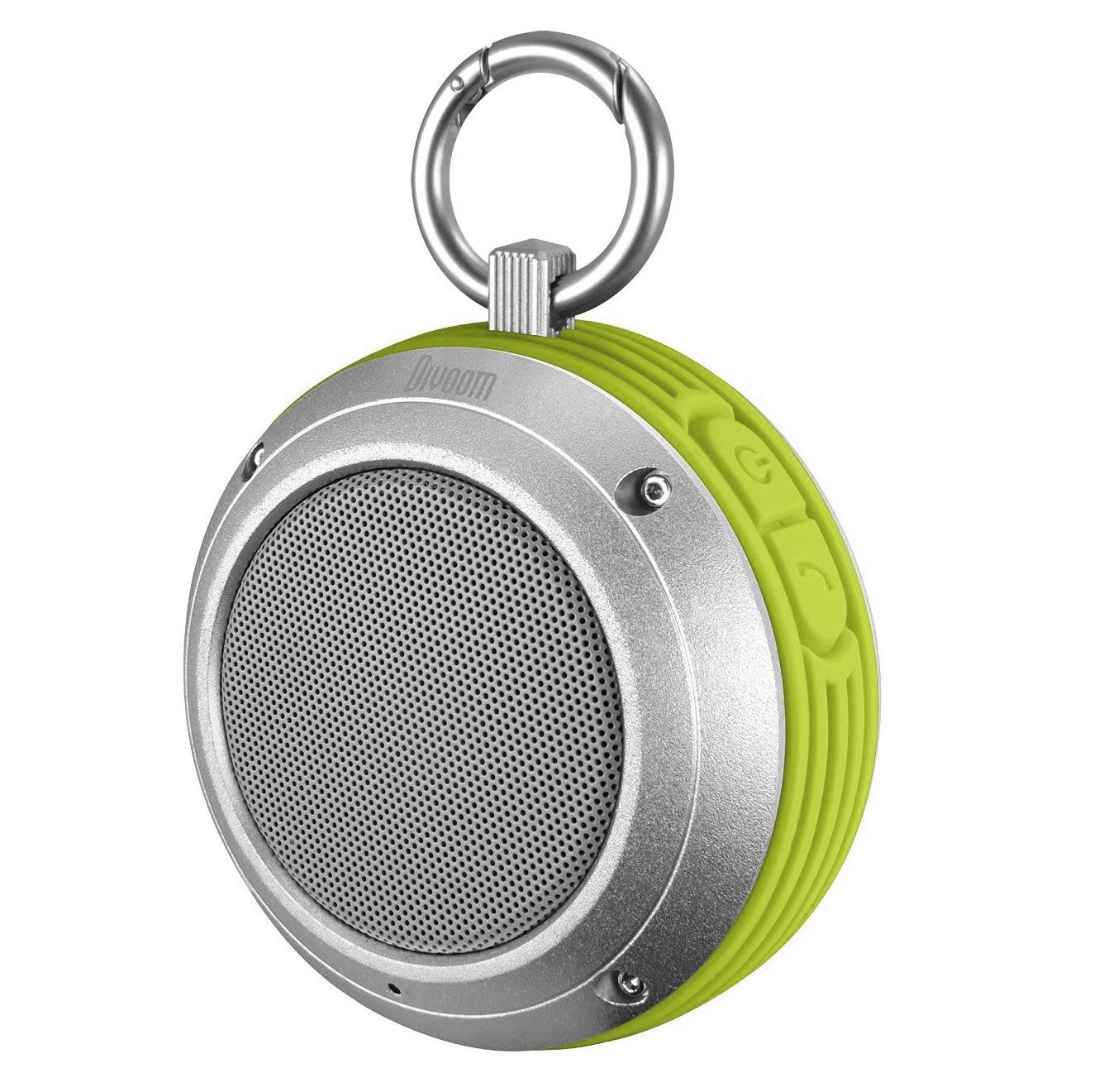 רמקול דיבורית Bluetooth נייד דגם Voombox-Travel עם עוצמת שמע 4 W - תמונה 3