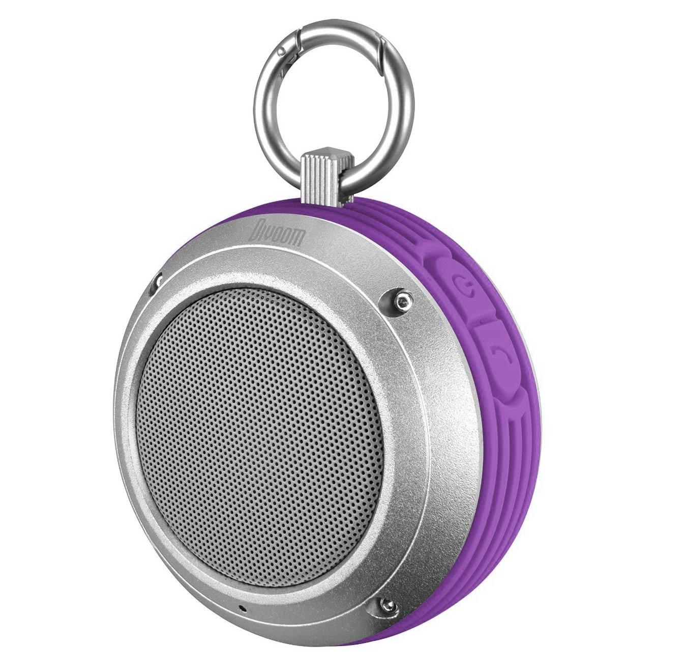 רמקול דיבורית Bluetooth נייד דגם Voombox-Travel עם עוצמת שמע 4 W - תמונה 4