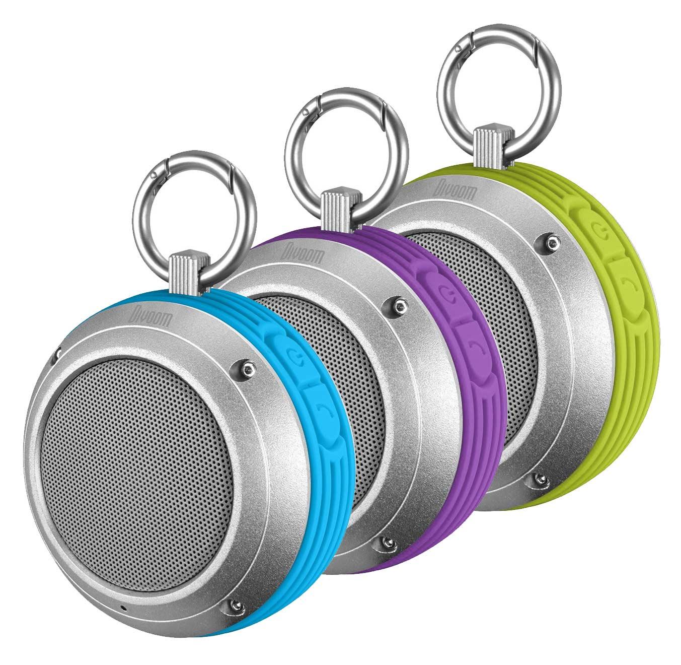רמקול דיבורית Bluetooth נייד Voombox-Travel מבית Divoom