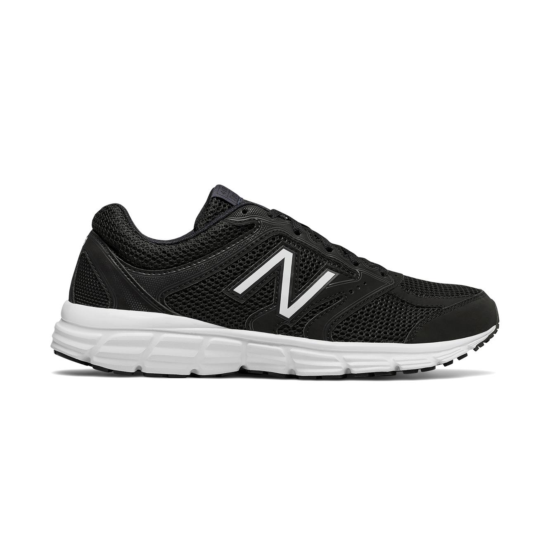 נעלי ריצה לגברים NEW BALANCE דגם M460 - שחור