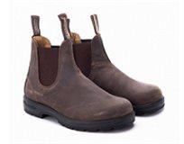 נעלי בלנסטון גברים עם סוליית TPU בשילוב שכבת PU דגם Blundstone 585 - משלוח חינם