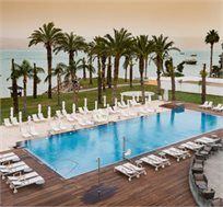 """2-4 לילות במלון לאונרדו טבריה ביולי ע""""ב ארוחת בוקר החל מ-₪1910"""