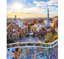 """טיול מאורגן ל-8 ימים בברצלונה, קוסטה ברווה ע""""ב חצי פנסיון החל מכ-$529* לאדם!"""