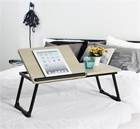 שולחן קטן עם מגש רב תכליתי להנחת חפצים שונים דגם מיאמי Homax