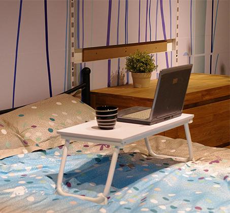 שולחן קטן עם מגש רב תכליתי להנחת חפצים שונים דגם מיאמי Homax - תמונה 2