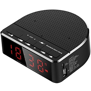 שעון מעורר צג דיגיטלי Home Time