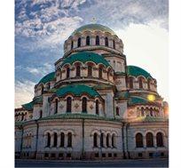 """7 ימי סיור מודרכים בבולגריה כולל טיסות ואירוח ע""""ב לינה וארוחת בוקר החל מכ-$559*"""