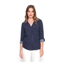 חולצת Capri כחול נייבי