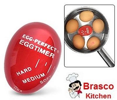 טיימר מהפכני לבישול ביצים ב-3 דרגות עשייה!