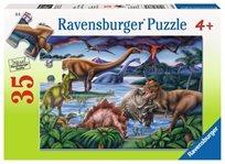 פזל 35 דינוזאור