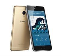 """סמארטפון Meizu בעל מסך בגודל """"5 עם פאנל IPS זיכרון 16GB כולל עדכוני FOTA"""