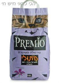 חול חצץ ריחני לחתול חיתולי 10 ליטר