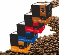 מכונת קפה מתנה בשווי ₪399! ברכישת מארז 960 קפסולות קפה תואמות למכונת Lavazza במבחר טעמים מדהימים