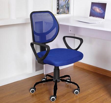 כיסא רשת עם מנגנון הגבהה ונדנוד עם משענות לידיים בגוונים לבחירה - משלוח חינם - תמונה 4