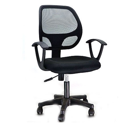 כיסא רשת עם מנגנון הגבהה ונדנוד עם משענות לידיים בגוונים לבחירה - משלוח חינם - תמונה 2