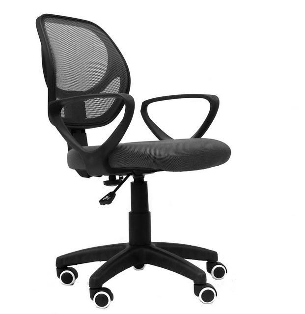 כיסא רשת עם מנגנון הגבהה ונדנוד עם משענות לידיים בגוונים לבחירה - משלוח חינם - תמונה 3