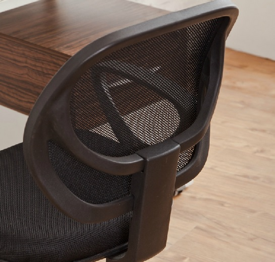 כיסא רשת עם מנגנון הגבהה ונדנוד עם משענות לידיים בגוונים לבחירה - משלוח חינם - תמונה 6