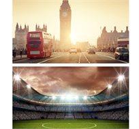 3 לילות בלונדון כולל כרטיסים למשחק צ'לסי מול מנצ'סטר יונייטד רק בכ-£1044*