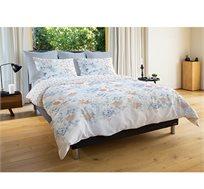 סט מצעים מלא אנגליקה למיטת יחיד/מיטה וחצי כותנה ורדינון