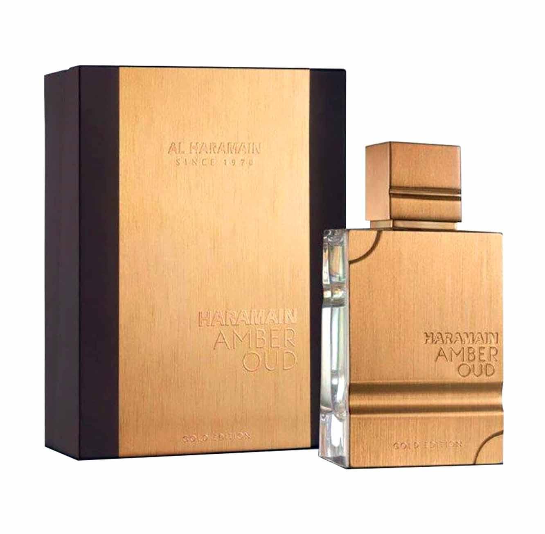 """בושם לגבר Amber Oud Gold Edition א.ד.פ 60 מ""""ל"""